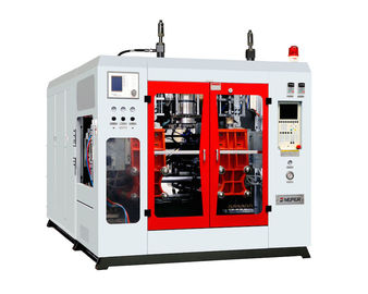 China Toggle clamping system Extrusion Blow Molding Machine with view strip and fast cycle MP70DF supplier