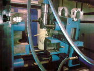 Automatic pvc injection moulding machine 430Ton 150rpm