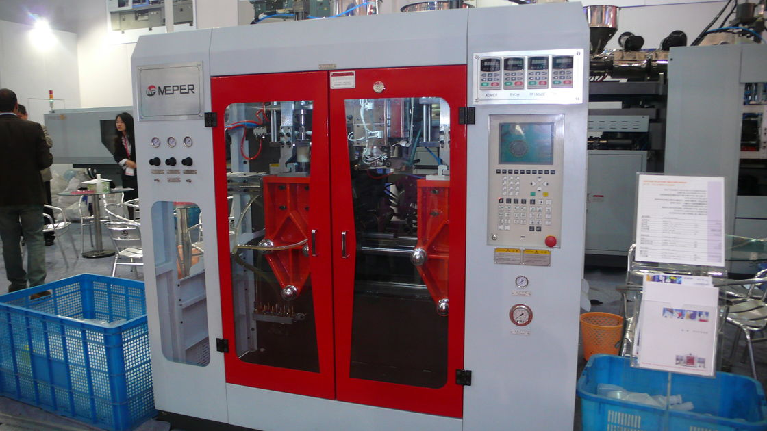3 Layer plastic blow moulding machine with single head double head 5L
