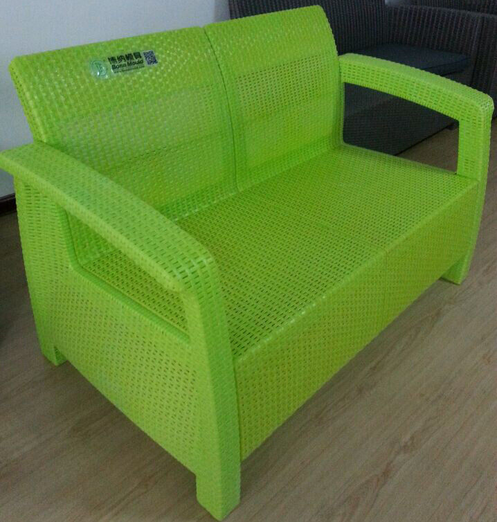 Delicieux China Servo Energy Saving Large Injection Molding Machine Making Rattan  Imitation Sofa For Garden Supplier